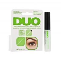 DUO EYELASH CLEAR-WHITE 5G