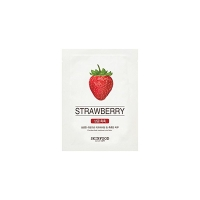 Beauty in a Food Strawberry Mask Sheet