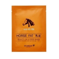Beauty in a Food Mask Sheet Horse Oil