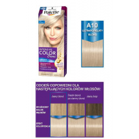 INTENSIVE COLOR CREME A10 Ultra popielaty blond