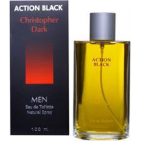 ACTION BLACK woda toaletowa man 100ml