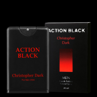 ACTION BLACK woda toaletowa man 20ml