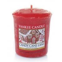 Sampler CANDY CANE LANE