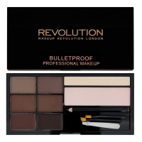 CIENIE DO BRWI ULTRA BROWN FAIR TO MEDIUM MAKE UP REVOLUTION