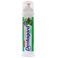 DENTAGARD PASTA DO ZĘBÓW TUBA 100 ML