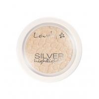 Lovely Silver Highlighter zimny rozświetlacz do twarzy