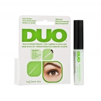 DUO EYELASH CLEAR-WHITE 5G