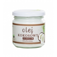OLEJ KOKOSOWY EXTRA VIRGIN 200ML