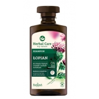 HERBAL CARE SZAMPON ŁOPIANOWY 330 ML