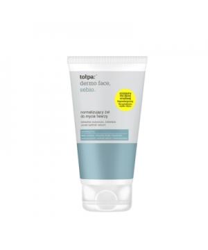 Normalizujący żel do mycia twarzy, 150 ml