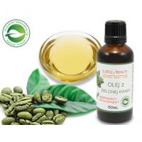 Olej z zielonej kawy - 50ml