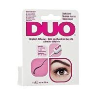Duo, ciemny elastyczny klej do sztucznych rzęs, 7 g