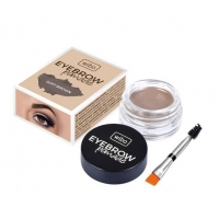 EYEBROW POMADE WODOODPORNA POMADA DO BRWI SOFT BROWN