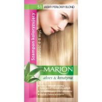 SZAMPON KOLORYZUJĄCY 4-8 myć 51 - Jasny perłowy blond N