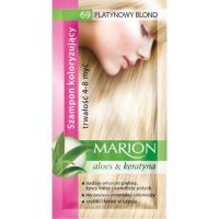 SZAMPON KOLORYZUJĄCY 4-8 myć 69 - Platynowy blond