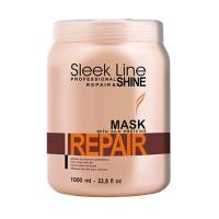 Maska do włosów Sleek Line REPAIR 1000 ML