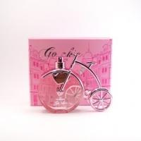 GO CHIC PINK (rower retro) WODA PERFUMOWANA 100ML