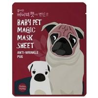 Baby Pet Magic Mask Sheet Pug
